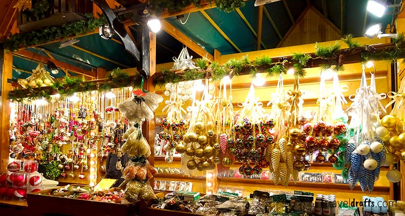 What to do in Frankfurt in Winter ? go to the Christmasmarket