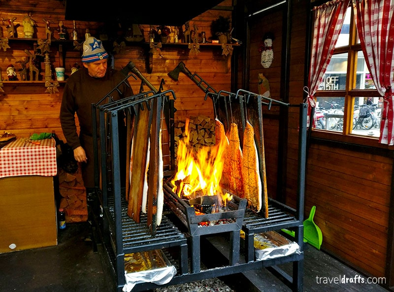 What to eat in Frankfurt Christmas market