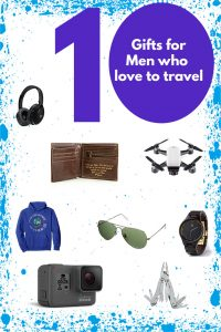 gift Men 10 Creative gifts for men who love to travel
