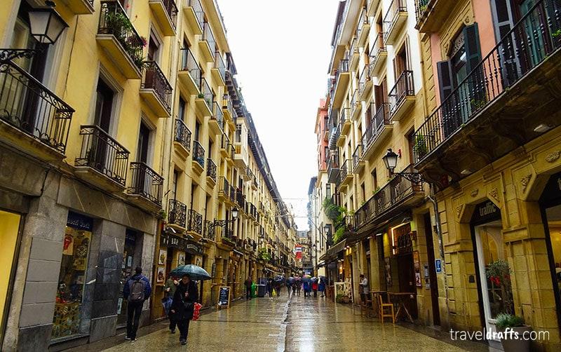 Onde ficar em San Sebastian