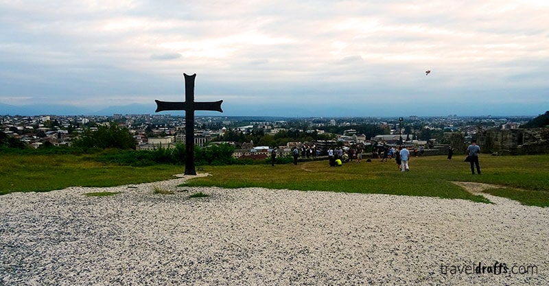 What to do in Kutaisi Georgia - Visit the Bagrati Cathedral