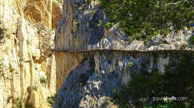 El Caminito del Rey Trail