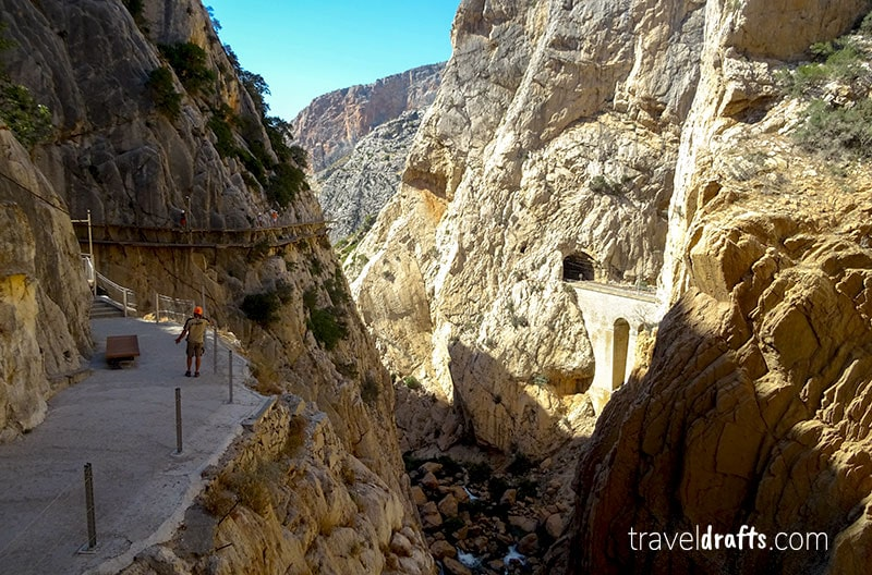 How to hike El Caminito Del Rey in Spain