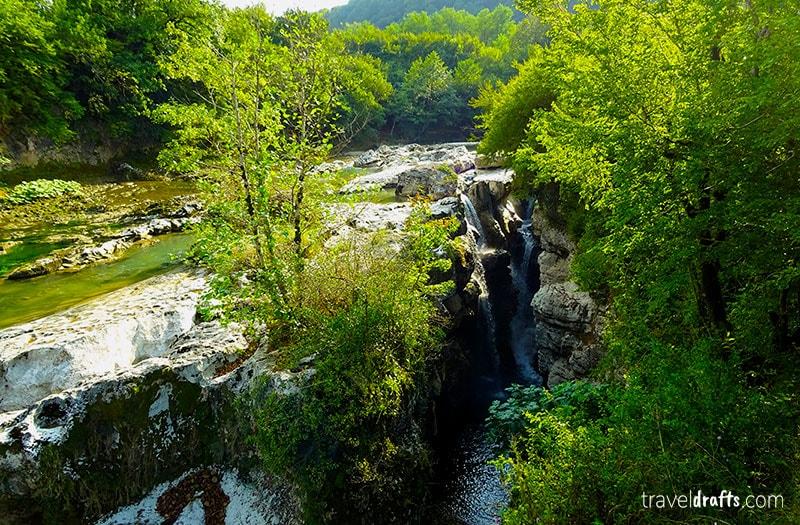 Reasons to visit Kutaisi - Martvili canyon