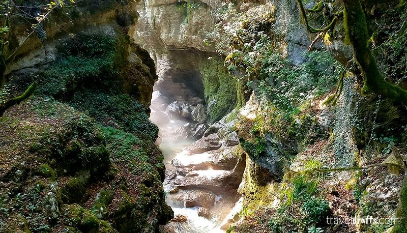 Martvili canyon - Fun things to do in Kutaisi, Georgia
