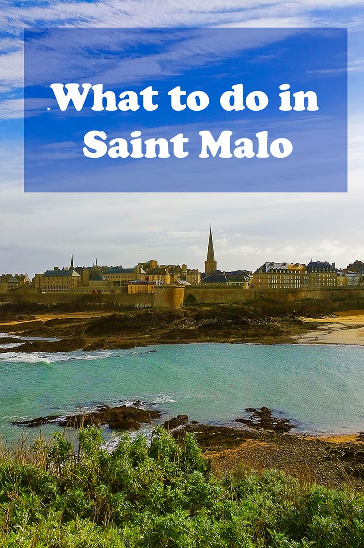 Fun things to do in Saint Malo