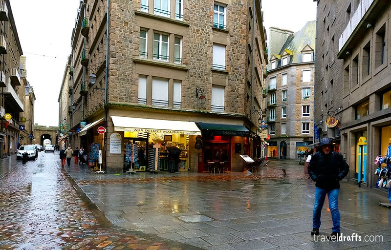 What to do in Saint-Malo