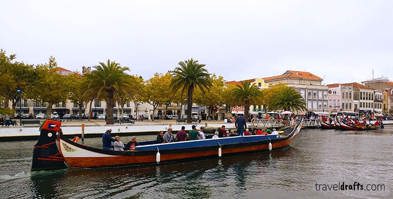 Top things to do in Portugal - Go to Aveiro