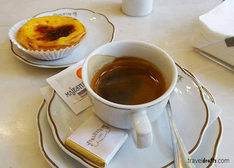 The Portuguese custard tart is one of the most famous things about Portugal