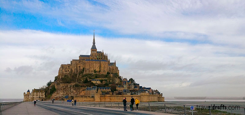 Vist San Michel France Where in Europe is this?