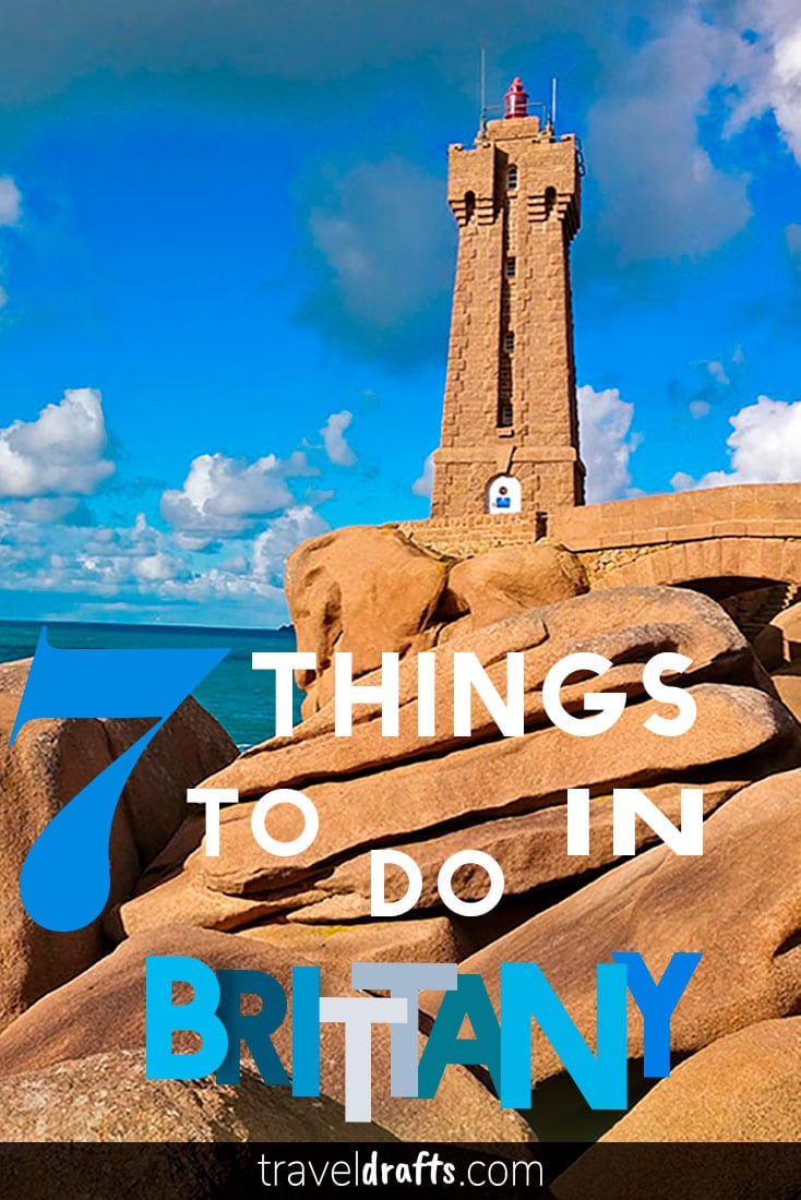What to do in Brittany