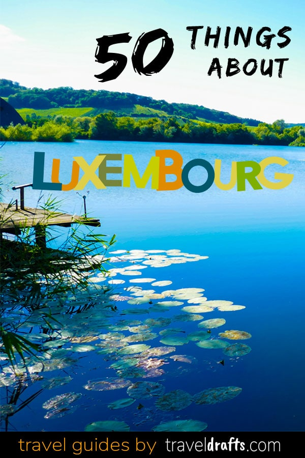 Things about Luxembourg