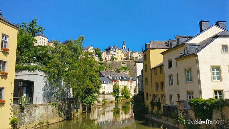 50 Things about traveling in Luxembourg