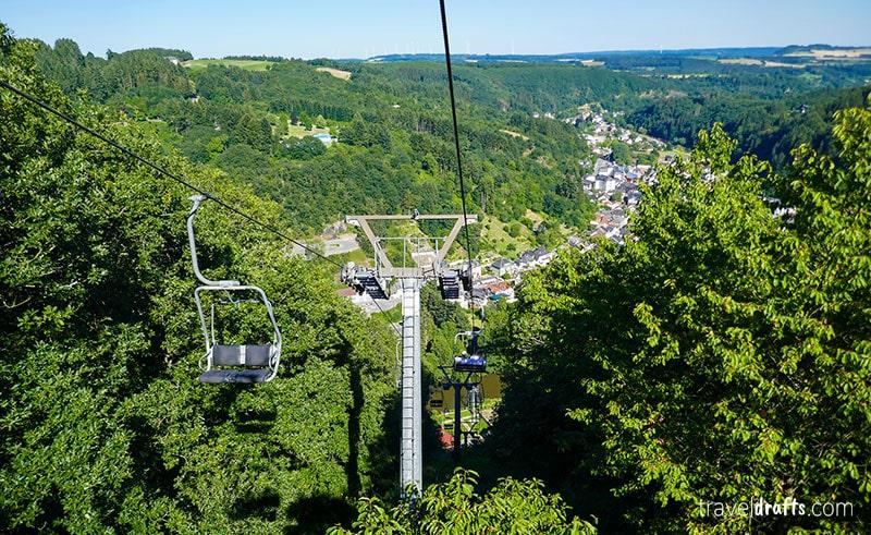 custos de viajar ao luxemburgo - dicas de viagem