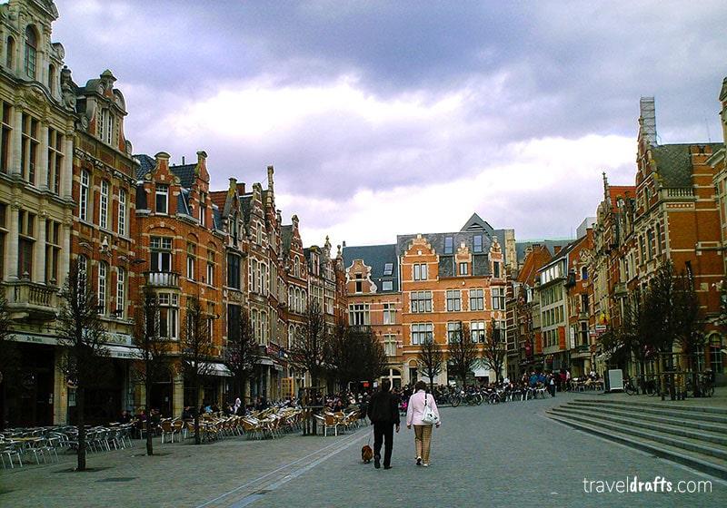 coisas para saber antes de viajar a Bélgica
