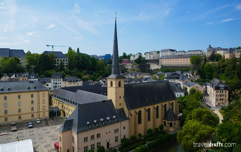 50 things about Luxembourg