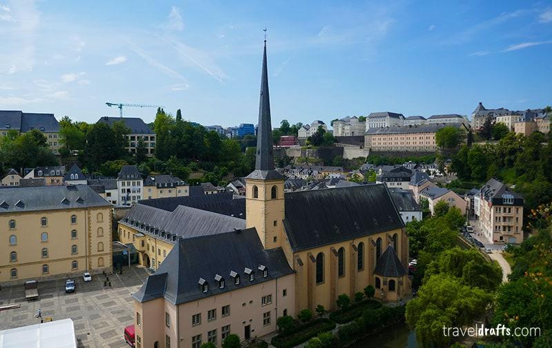 fatos sobre o Luxemburgo - guia de viagem