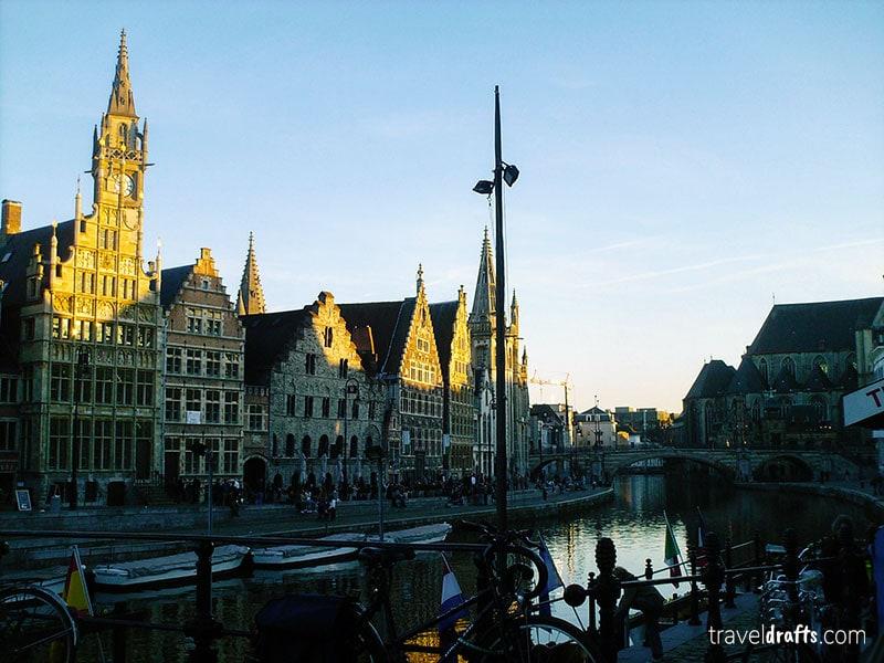 como viajar na Bélgica