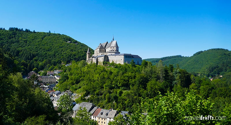 Top places to visit in Luxembourg