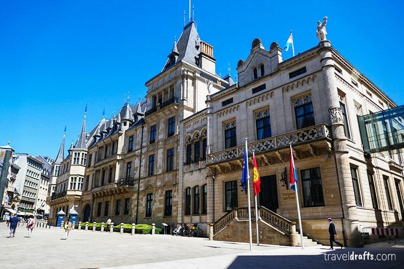 o que preciso de saber antes de viajar ao Luxemburgo
