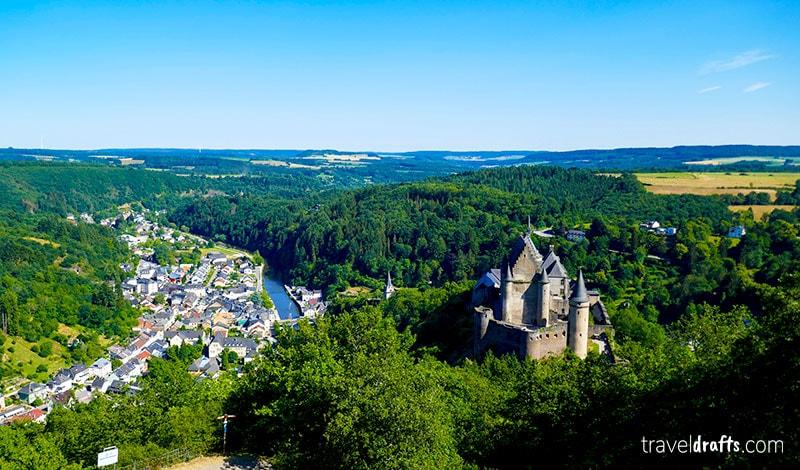Visit Vianden in Luxembourg