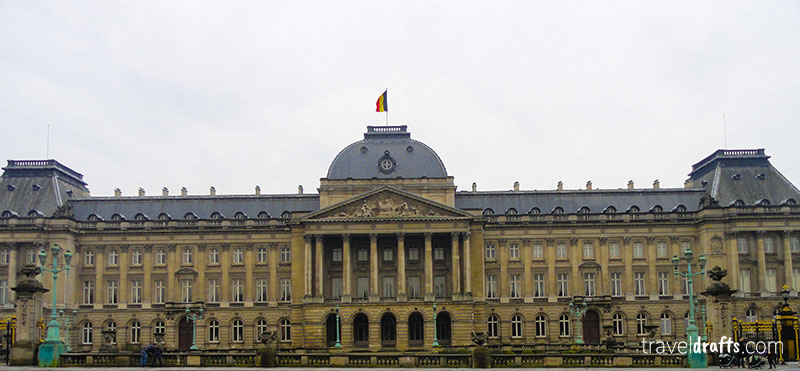 The Royal Palace of Brussels - things to know when you travel to Belgium