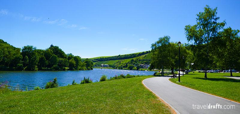 Guia de Viagem Luxemburgo