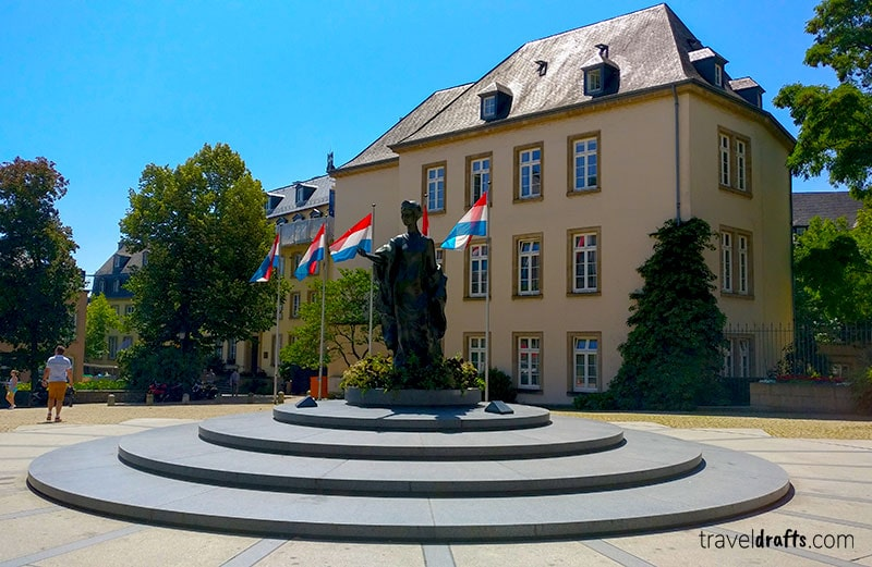 travel in Luxembourg