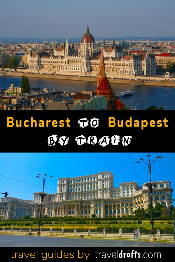Bucharest to Budapest by train