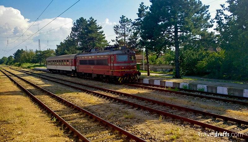 The bosphorus express Bulgaria