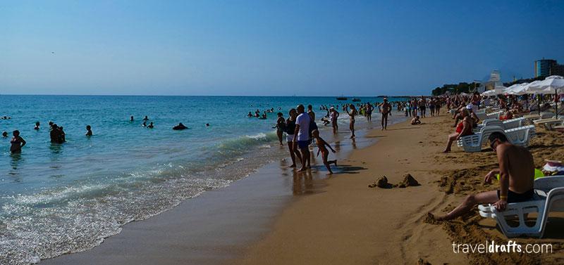 Golden Sands Resort, Bulgaria
