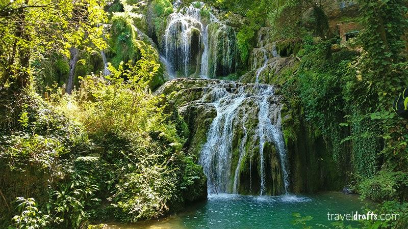 Krushuna Waterfalls are the most beautiful waterfalls of Bulgaria