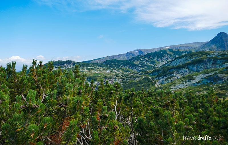 Hiking the Rila National Park
