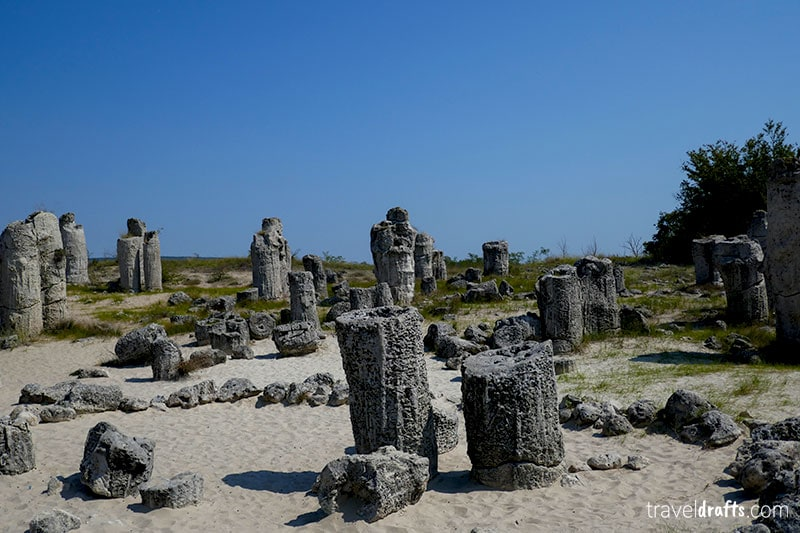 Unique Things to do in Bulgaria  - The stone forest