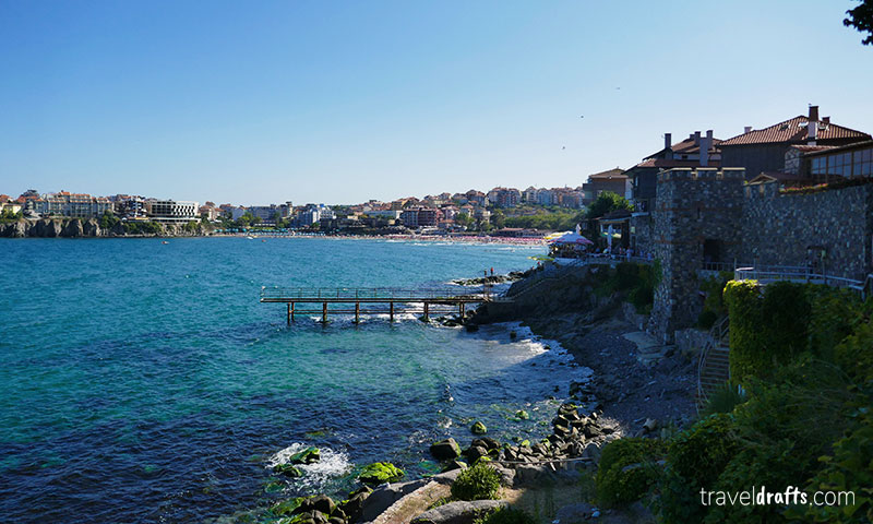Reasons to visit Sozopol Central Beach