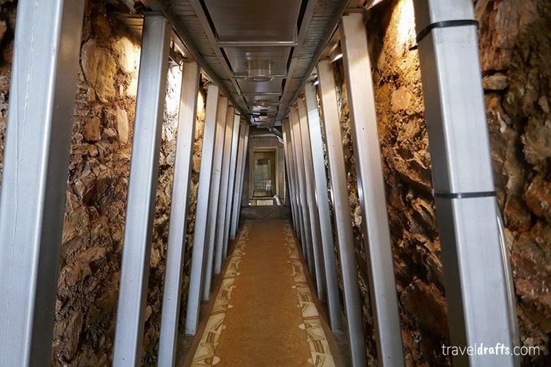Thracian Tomb Bulgaria