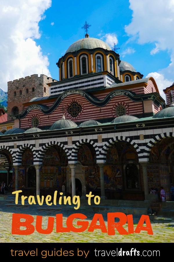 Traveling to Bulgaria