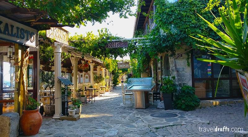 Visit Sozopol Bulgaria