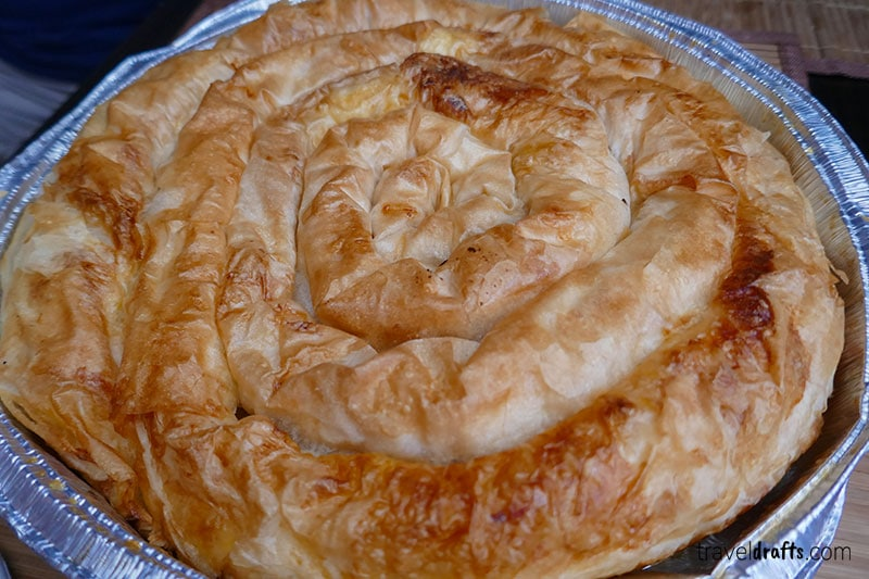 Best pastry of Bulgaria, Banitsa
