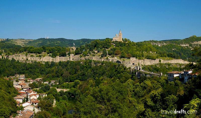 Visit Veliko Tarnovo fortress