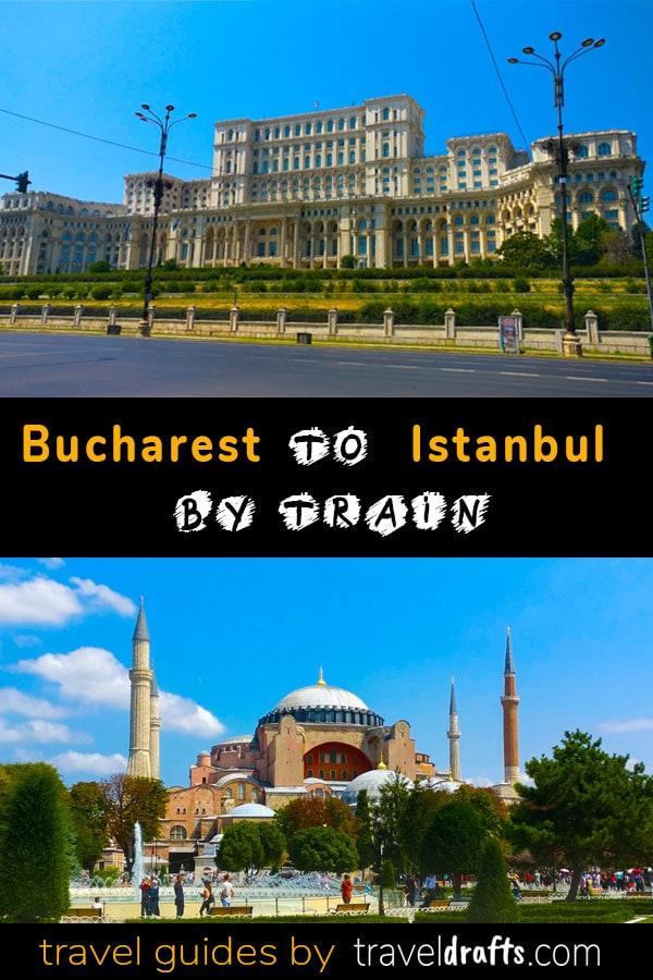 Bucharest to Istanbul