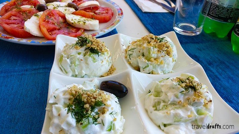 Bulgarian Salad - Snezhanka