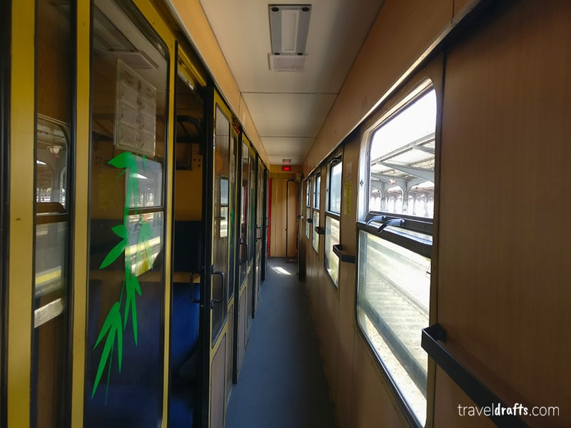 How is the Bosphorus express train