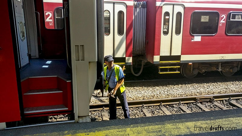 Is the Bucharest-Istanbul train working