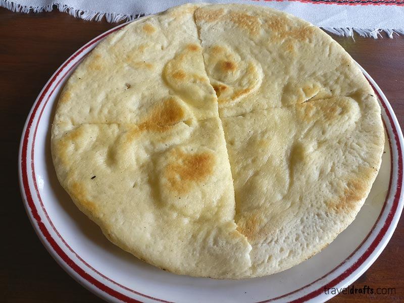 Bulgarian Pastry- Parlenka