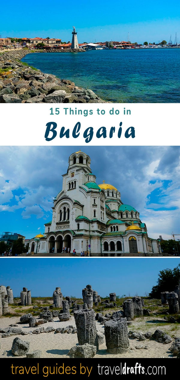 Looking for what to do in Bulgaria? This list of suggestions will inspire you to have a great time with plenty of things to do in Bulgaria! #VistBulgaria #Bulgaria #TraveltoBulgaria