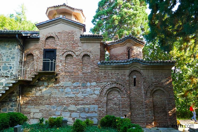 Famous landmarks in Bulgaria