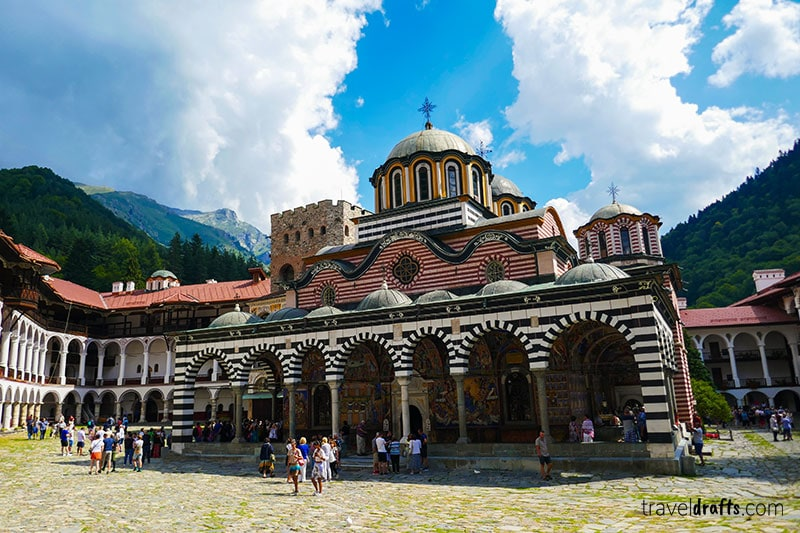 Top things to visit in Bulgaria- Rila Monastery