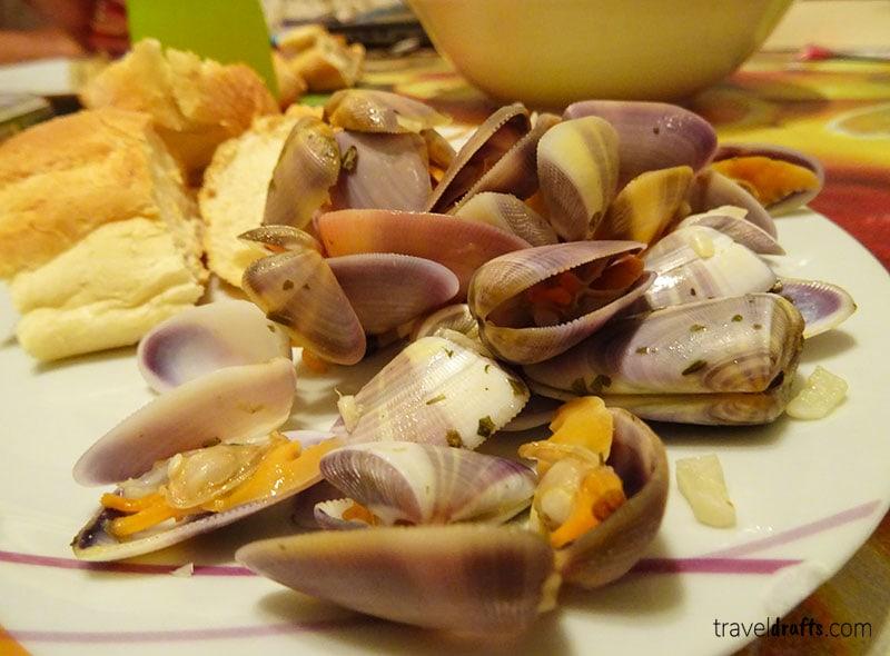 Comida tradicional Portugal