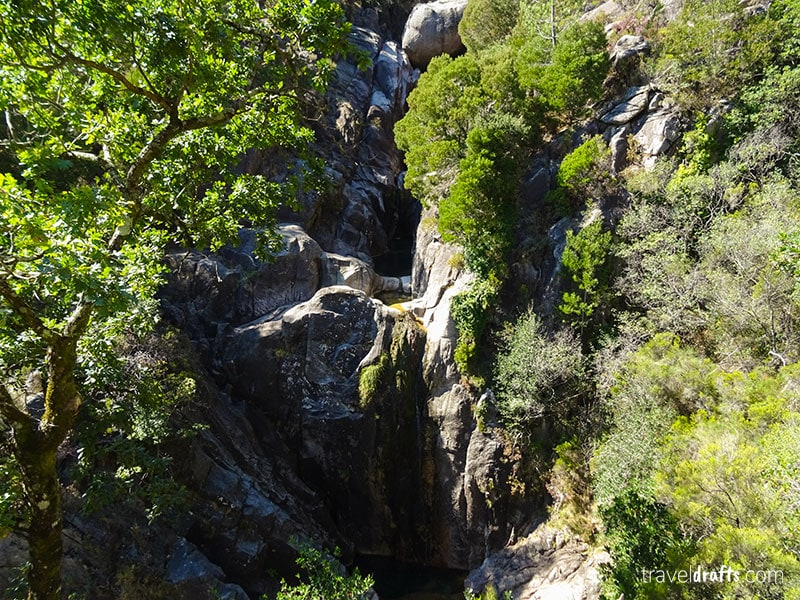 Best waterfalls in Geres National Park